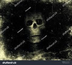 skull halloween background scary wallpaper skull background halloween concept stock photo