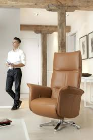 recliner chair modern 51 modern leather recliner chair uk cozy