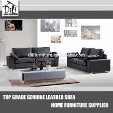 Genuine Leather Furniture Manufacturers Heated Leather Sofa Heated Leather Sofa Suppliers And