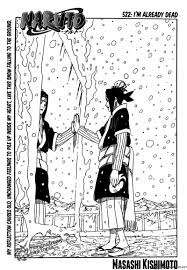 naruto chapter 522 page 1