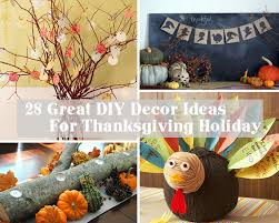 28 great diy decor ideas for the best thanksgiving amazing
