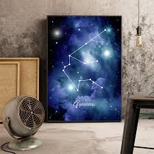 aliexpress com buy pop art painted starry night paintings home aliexpress com buy pop art painted starry night paintings home wall decor constellation painting simple abstract canvas picture landscape unframed from