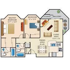 Floor Plans For Real Estate River Front Condominium Rentals Availability Floor Plans U0026 Pricing