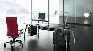 Computer Desks Modern Modern Glass Computer Desk Modern Glass Computer Desk And Chairs