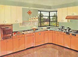 Pages Of Youngstown Metal Kitchen Cabinets Retro Renovation - Orange kitchen cabinets