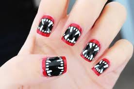 4 cute halloween nail art designs cute and easy halloween nail