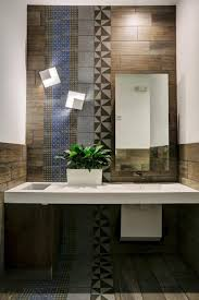 Wood Floors In Bathroom by Wood Look Tile Ideas For Every Room In Your House