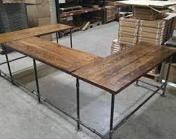 L Shaped Desk Gaming L Shaped Desk Etsy