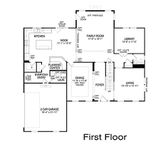 hampton new home plan downingtown pa pulte homes new home next steps floor plans
