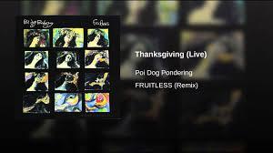 thanksgiving live