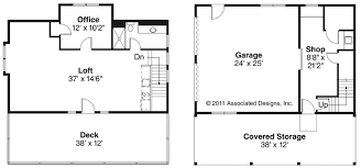 2 Story Garage Plans With Apartments Apartments Attached Garage Plans Car Garage House Plans By