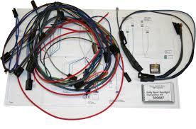 67 68 camaro firebird classic update wiring harness 500661