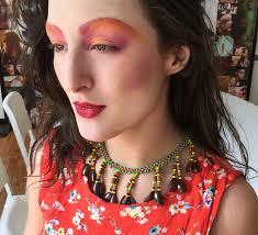 Makeup Artist Classes Nyc The Many Faces Of Actress Sarah Villegas Linda Mason The Art Of