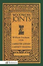 Woodwo by Woodwork Joints Di William Fairham Italian Woodworkers