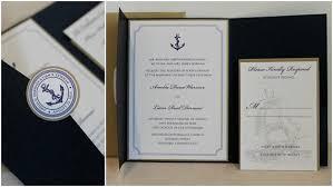 nautical themed wedding invitations nautical theme wedding invitation