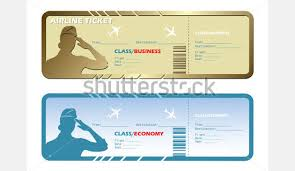 ticket template for plane example of plane ticket template