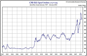 commodities research bureau metals and mining paradigm shift exiting easy and cheap the