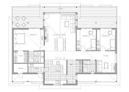one floor plan modern house plans great small modern house plans one floor modern