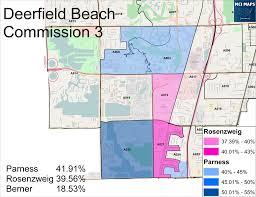 Deerfield Florida Map by Results Of 2017 Broward Municipal Elections U2013 Mci Maps