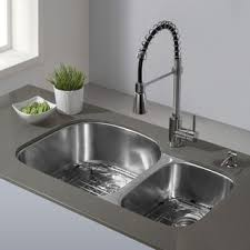 Spring Kitchen Sink Bay Home Fixtures - Sink kitchen