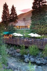 trail creek cabin at sun valley resort weddings
