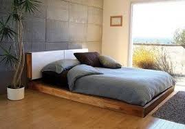 How To Make A Platform Bed Diy by Simple Platform Beds Foter