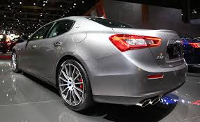 new maserati back 2017 maserati ghibli official photos and info u2013 news u2013 car and driver