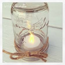 mason jar table lanterns simplykierste com