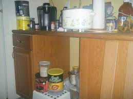 how to attach a countertop to a wall without cabinets how do i attach this countertop to the wall and or base cabinets