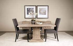 dining room awesome square oak dining table sets with grey
