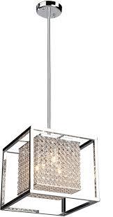 Halogen Pendant Lights Artcraft Ac10324 Vega Stainless Steel Halogen Pendant Light