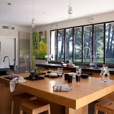 cuisine ambiance 3 grandes cuisines 3 aménagements dinner room apartments and