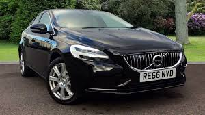 used 2016 volvo v40 d2 inscription manual for sale in berkshire