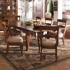 kincaid dining room refectory leg table by kincaid furniture wolf and gardiner wolf