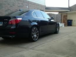 requesting pics of e60 with after market rims bimmerfest bmw