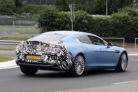 2011 aston martin rapide sedan spyshots aston martin rapide s autoevolution