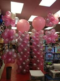 Columns For Party Decorations 98 Best Balloons Images On Pinterest Balloon Decorations