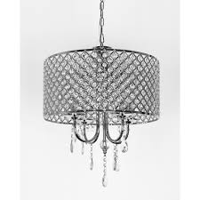 modern home decor fabric chandeliers design awesome chandeliers wayfair diana light drum