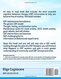 cbt worksheets for anxiety version a simple cbt workbook