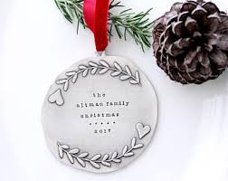 personalized gift ornament for it