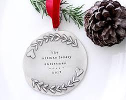 silver ornament etsy