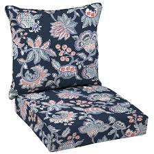 Outdoor Replacement Cushions Deep Seating Outdoor Chair Cushions Outdoor Cushions The Home Depot