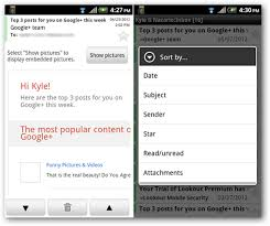 android mail client k 9 is the best email client for android devices