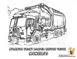 garbage truck coloring page pertaining to motivate to color page