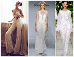 wedding dress jumpsuit top 20 jumpsuits for non traditional brides wedding journal