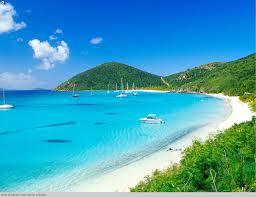 Bvi Map Sailing In The British Virgin Islands U2013 Travelguru Tv