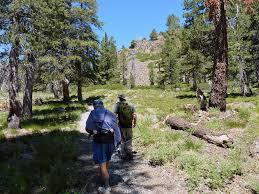 Desolation Wilderness Map Hiking Half Moon Lake Desolation W Ted U0027s Outdoor World