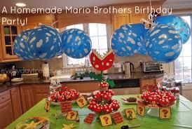 mario birthday party a diy nintendo birthday party wii u edition roxanna sarmiento