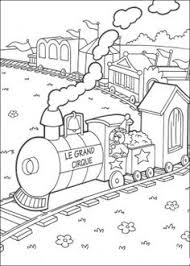 trains coloring pages 2nd birthday ideas trains