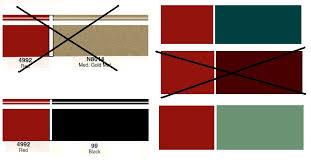imron color chart real fitness